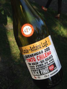 L-A Luyt Black Pinot 2011