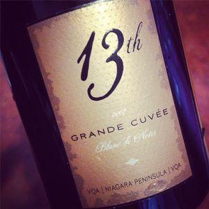 13th Street Winery Grand Cuvée Niagara Peninsula 2007_300