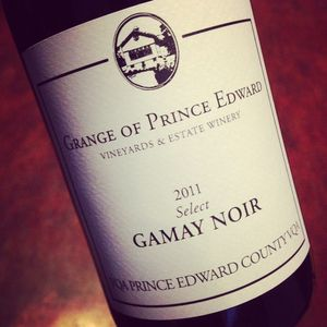 Grange of Prince Edward Vineyards Gamay Noir PEC 2011_300