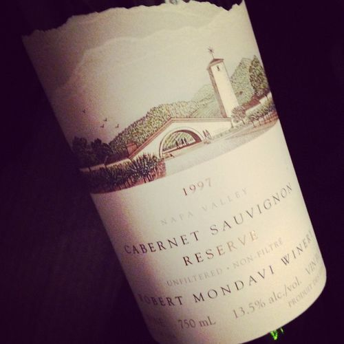 Dégustation CaliCab (20 mars) - Page 2 Robert-Mondavi-Winery-Cabernet-Sauvignon-Reserve-Napa-1997
