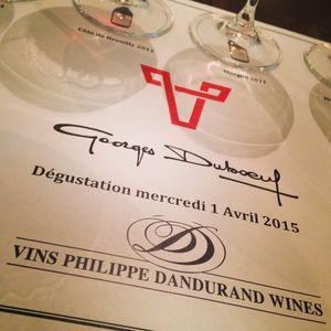 George Duboeuf - Vins Philippe Dandurand_300