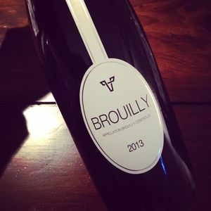 Georges Duboeuf Brouilly 2013