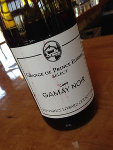 Gamay 2009