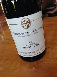 Pinot Noir Diana Block