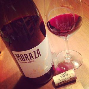 Bodegas Moraza Rioja 2013