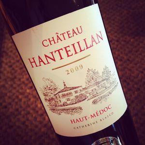 Château Hanteillan 2009_300