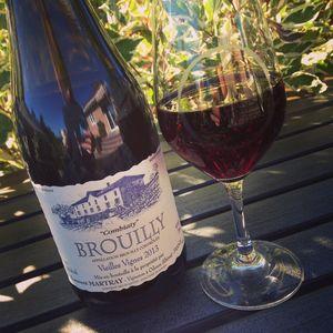 Domaine Laurent Martray Brouilly Combiaty Vieilles Vignes 2013