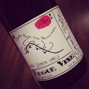 Rogue Vine Grand Itata Tinto Itata Chili 2014_300