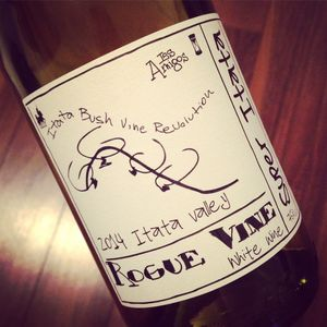 Rogue Vine Super Itata Blanco Itata Chili 2014_300