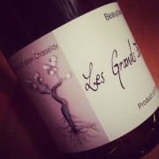 Domaine Chasselay Les Grands Eparcieux 2014