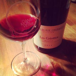 Pierre-Marie Chermette Les Griottes Beaujolais 2014