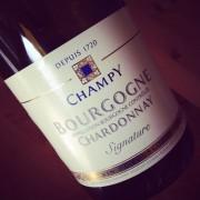 Maison Champy Chardonnay Signature Bourgogne 2012