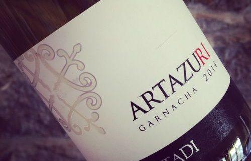 Artadi Artazuri Garnacha Navarre 2014