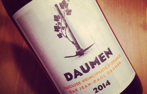 Daumen Vaucluse Principauté d'Orange 2014