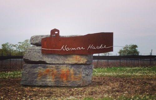 Norman Hardie Winery