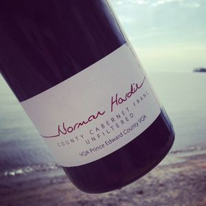 Norman Hardie Winery Cabernet Franc