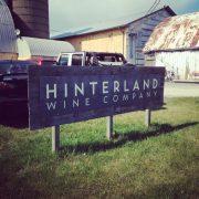 Visite à PEC – Hinterland