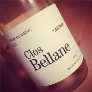 Clos Bellane Altitude Rosé Côtes du Rhône 2015