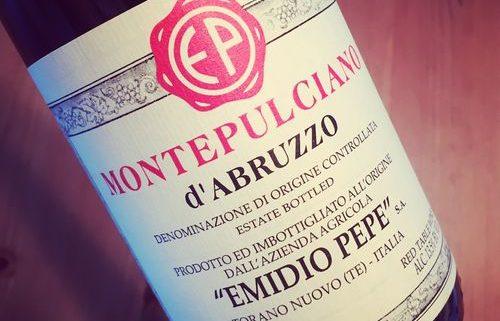 Emidio Pepe Montepulciano d'Abruzzo 2003