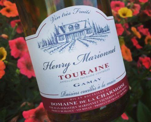 Henry Marionnet Domaine de la Charmoise Touraine 2015
