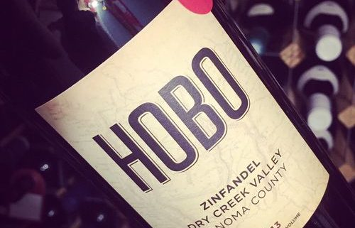 Hobo Wine Company Zinfandel Dry Creek Valley Sonoma 2013