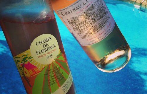Top 10 de vins rosés