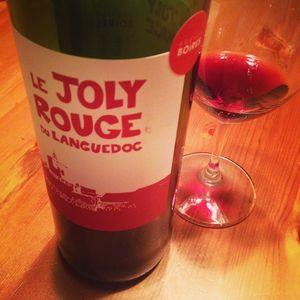 Virgile Joly Le Joli Rouge Languedoc 2012