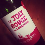 Virgile Joly Le Joly Rouge Languedoc 2012