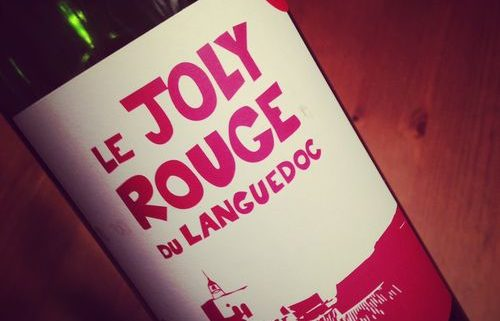Virgile Joly Le Joly Rouge Languedoc 2012