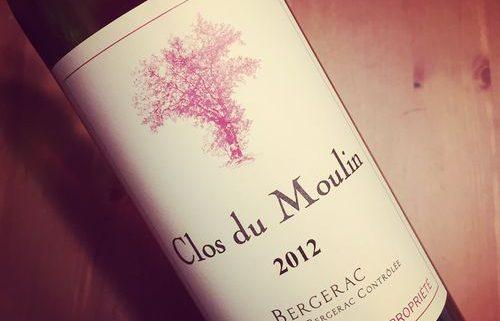 Clos du Moulin Bergerac 2012