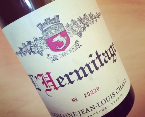 Domaine Jean-Louis Chave L'Hermitage 2012