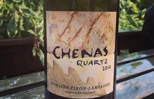 Domaine Piron - Lameloise Chénas Quartz 2014