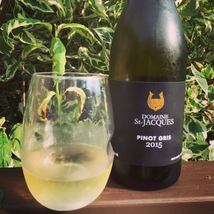 Domaine St-Jacques Pinot gris 2015