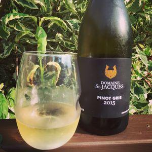 Domaine St-Jacques Pinot gris 2015