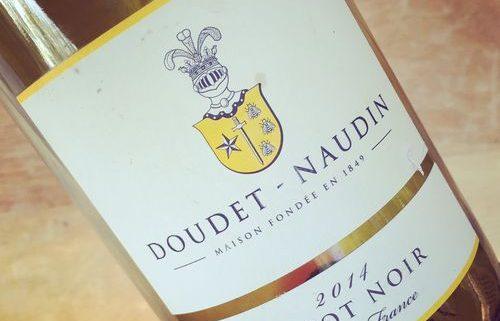 Doudet Naudin Pinot Noir 2014
