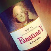 Faustino V Reserva Rioja 2009