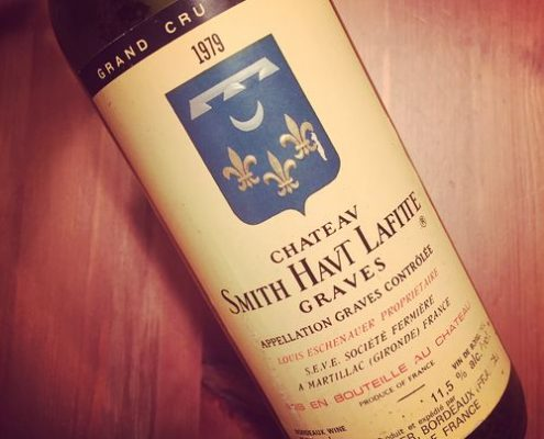 Château Smith Haut-Lafitte Grand Cru Graves 1979