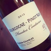 Domaine Buisson-Charles Bourgogne Hautes Coutures 2013
