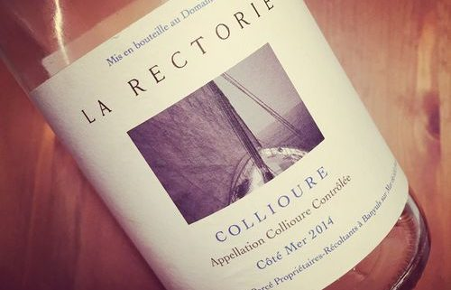 Domaine de la Rectorie Collioure Côté Mer Rosé 2014
