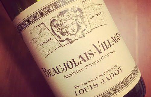 Louis Jadot Beaujolais-Villages 2014