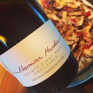 Norman Hardie County Pinot Noir Prince Edward County 2014