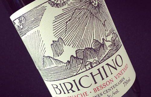 Birichino Besson Vineyard Central Coast California 2014