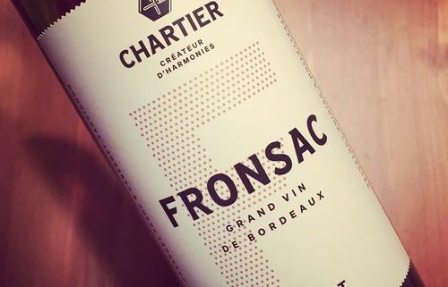 Chartier Créateur d'Harmonies Fronsac 2012