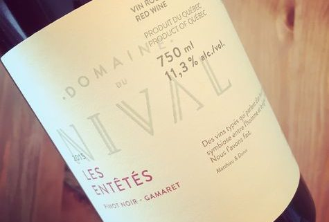 Domaine du Nival Les Entêtés 2015