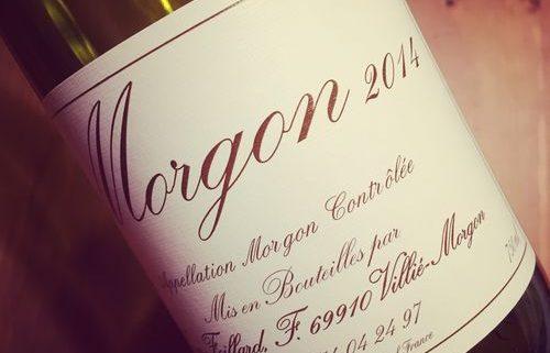 Jean Foillard Morgon 2014