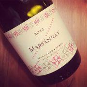 Marchand-Tawse Marsannay 2012