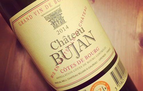 Château Bujan Côtes de Bourg 2014