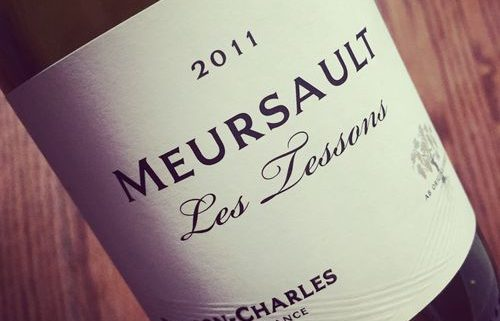 Domaine Buisson-Charles Meursault Les Tessons 2011