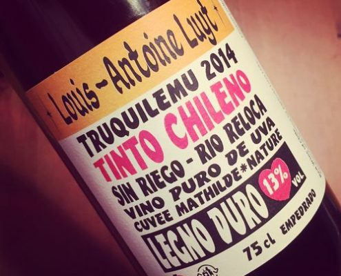 Louis-Antoine Luyt Legno Duro Carignan 2014