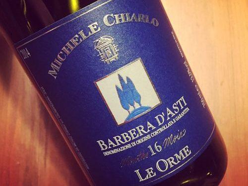 Michele Chiarlo Le Orme Barbera d'Asti 2014